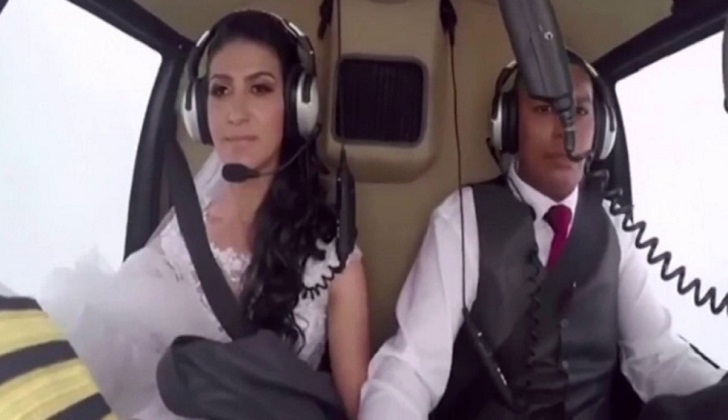 Bride was Killed in the Helicopter Crash,  a Heartbreaking Video Has Emerged