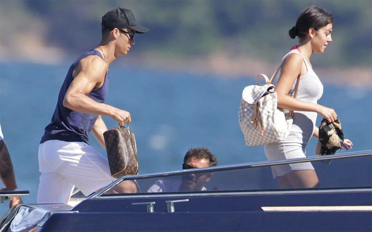 Cristiano Ronaldo Becoming Father of Three in a Year. Girlfriend Georgina Rodriguez Five Months Pregnant! Full Details