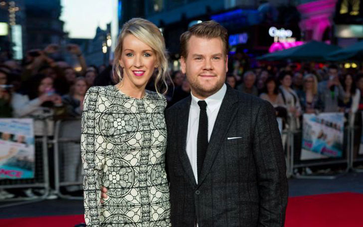 James Corden and His Wife, Julia are Expecting their Third Child, Full Relationship Details