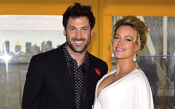 Dancing with the Stars Maksim Chmerkovskiy and Peta Murgatroyd are Married, Wedding and Proposal Photos