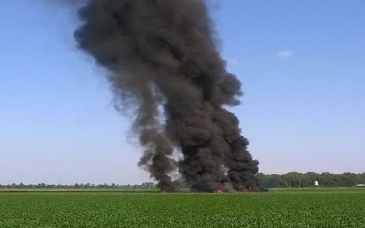 16 dead As US military's Aircraft Crashes in Mississippi