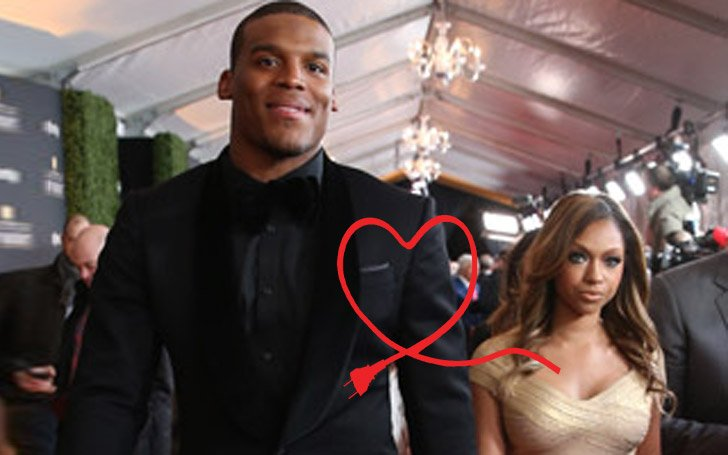 Cam Newton and Girlfriend Kia Proctor's Journey to Having Two Children Together. Complete Details!