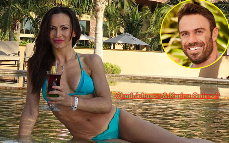 Famously Single's Chad Johnson and Karina Smirnoff are Almost Dating? Full Details!