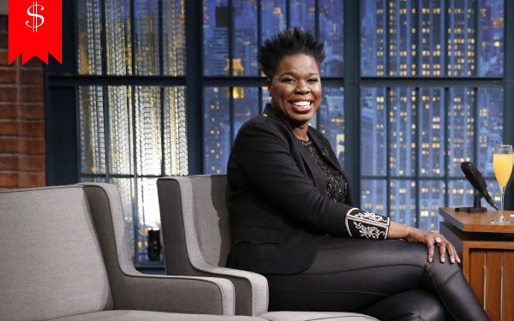 How Much is Leslie Jones's Net Worth? SNL Career and Interesting Facts