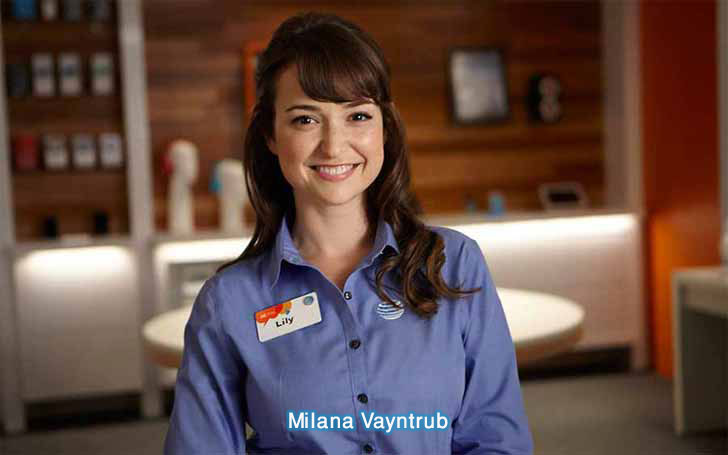 Marvel's Squirrel Girl Milana Vayntrub is Gay? Find her Dating History Here.