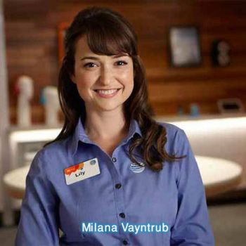 Is Milana Vayntrub Dating Someone? Her Personal And Professional Details