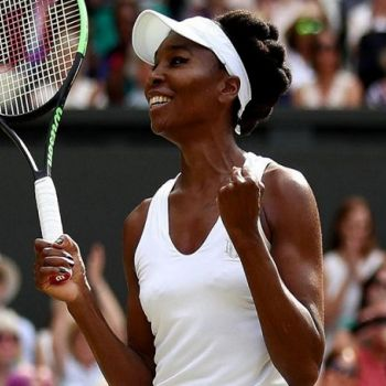 Venus Williams Beats Johanna Konta, Dominates Wimbledon