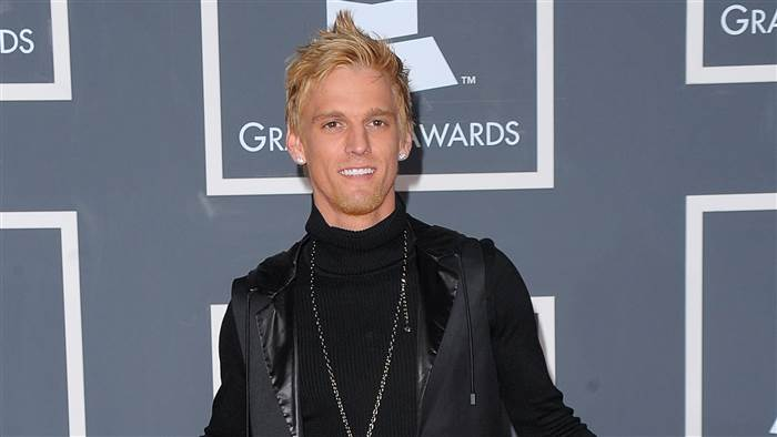 Aaron Carter, Singer of �I Want Candy�, Arrested For DUI and Marijuana in Georgia