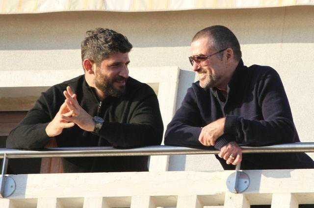 George Michael's Boyfriend Fadi Fawaz Says 'Is in Hell and Feel Shameful about Lover's Death'