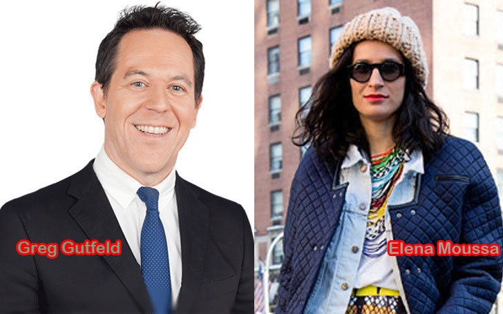 Fox News' Greg Gutfeld's Russian Wife Elena Moussa, Interesting Facts about their Married Life