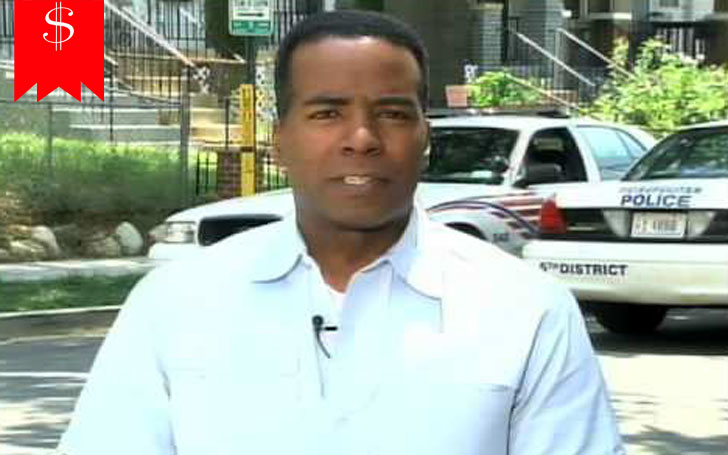 Fox News' White House Correspondent Kevin Corke's Net Worth. Carrer and Awards Details Here!