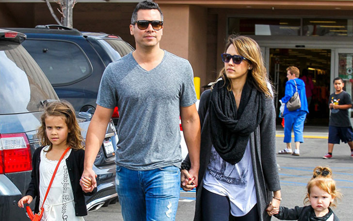 Uno Dos Tres, Jessica Alba Expecting Her Third Child. Felicitaciones!