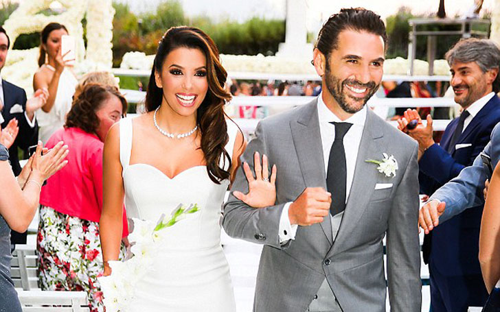 Eva Longoria's Third Husband Jose Baston, is She Happy with Him?  Complete Details About their Marriage!