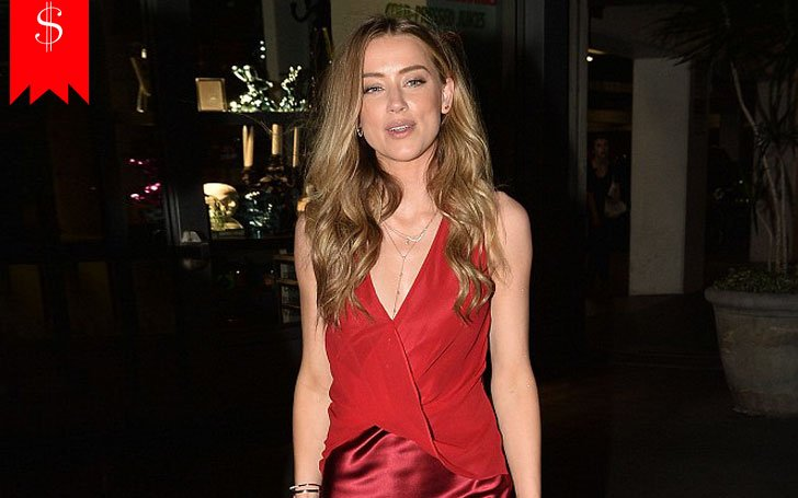 Amber Heard's Net Worth, Car, House and Divorce Settlement Money from Johnny Depp Details!