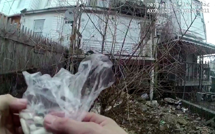 Baltimore Cop Suspended After He Accidentally Recorded Himself Planting Drugs