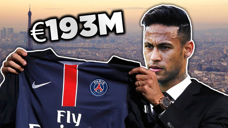 Neymar to join PSG, Barcelona's Manager Disagrees!