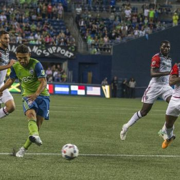 Seattle Sounders Thrash D.C. United 4-3, Following a Great Comeback In Second Half