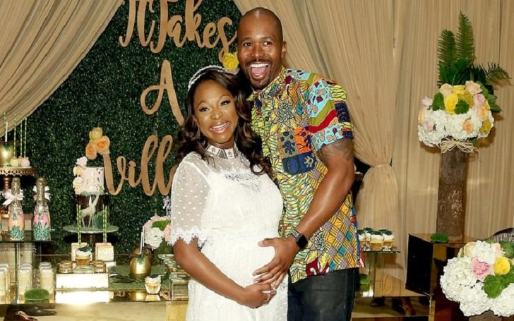 The Power Star Naturi Naughton Welcomes Her 1st Child