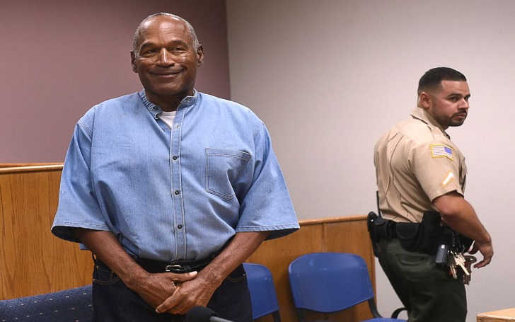 Parole Decides To Release O.J. Simpson From Prison In October