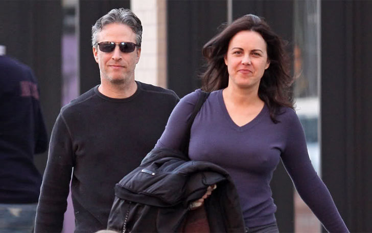 Jon Stewart Married Tracey McShane and Living Happily Together,Do they Have Children?