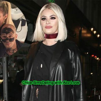 Chloe Sims is Still Dating Abz Love After His ex-girlfriend Warning! Details About Their Romance!