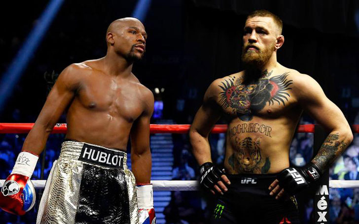 Official Poster for 'Conor McGregor vs Floyd Mayweather' Is Released, Fans Can Wait Nomore