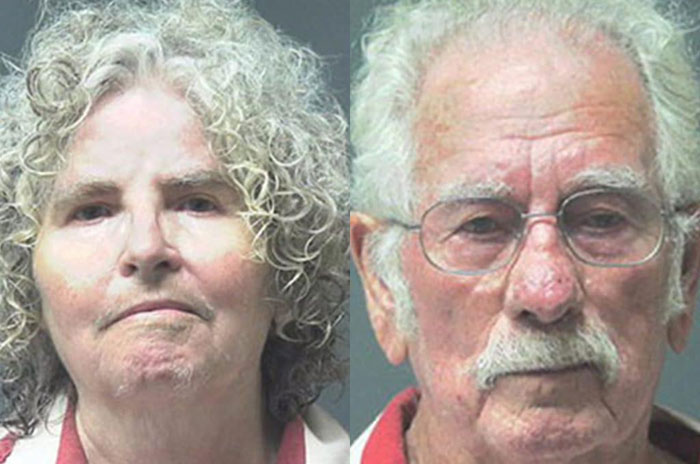 Grandmother Arrested For Forcing 13-Year-Old Granddaughter To Have Sex With 87-Year-Old Boyfriend