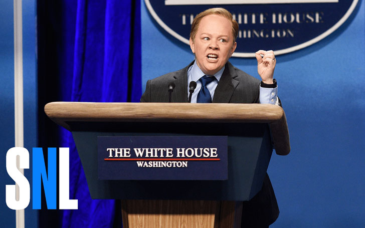 SNL Conducted A Hilarious Farewell Tribute To Melissa McCarthy Portrayal of Sean Spicer