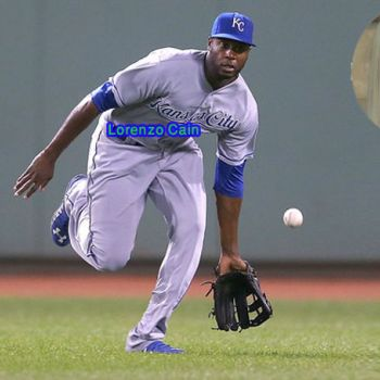 Kansas City Royals' Lorenzo Cain Net worth in 2017, Details about his Salary, Cars and Married Life!