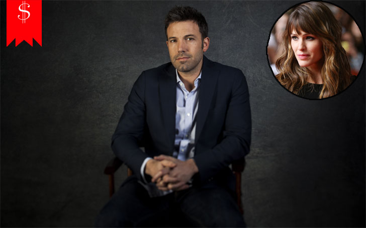 How much is Ben Affleck's Net worth in 2017? Details about his House, Cars, Deals and ex-wife Jenifer Garner!