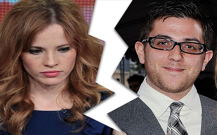Katie Leclerc and her husband Brian Habecost
