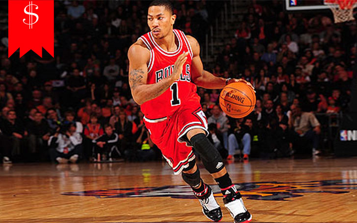 Former New York Knicks' Derrick Rose's Net Worth, House, Cars, Brand Deals and Awards!