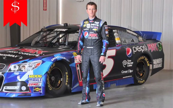 Samantha Sheets' Partner Kasey Kahne's net worth in 2017:Know about his salary and Career