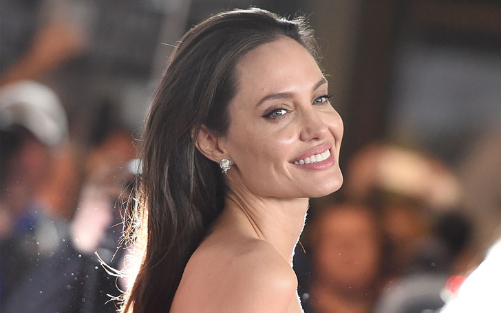Angelina Jolie Shifts To $25 Million House With 6 Kids, Post-Divorce