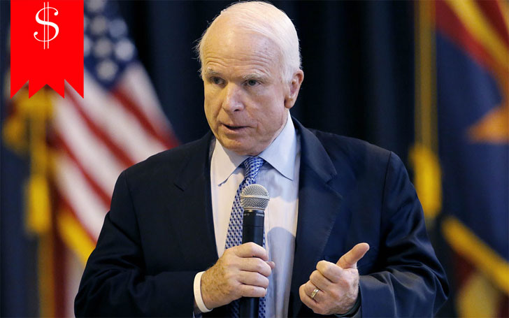 Arizona States Senator John McCain's Net worth in 2017, Know his Salary, Career and lavish life
