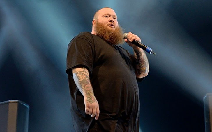 Action Bronson Debuts Snapchat Dating Show Hungry Hearts
