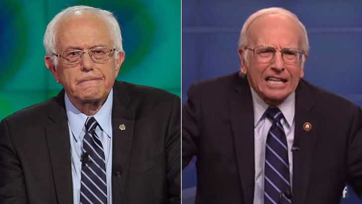 Comedian Larry David Is A Distant Relative Of Socialist Bernie Sanders, Know The Full Story