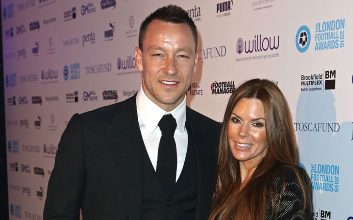Thieves Broke Into John Terry Mansion And Swept Away His £400,000 Property