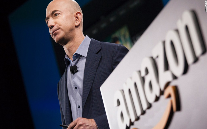Bill Gates, Second In the List of the World's Richest Man. Jeff Bezos of Amazon Stands Tall On Top