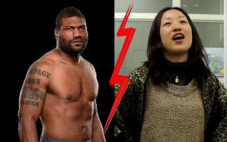 Mma Fighter Rampage Back With Ex Wife Yuki Jackson After 12 Years