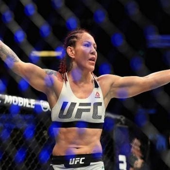 Cris Cyborg Justino Earns Her First UFC Belt By Defeating Tonya Evinger