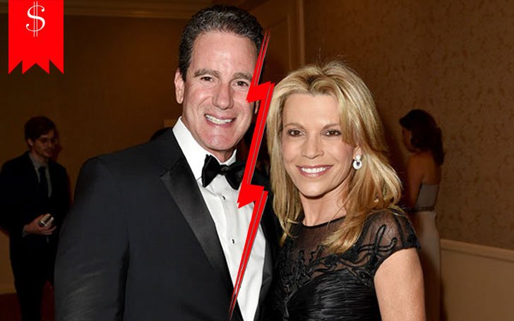 Who is vanna white dating now