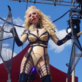Is ''Hottest Chick in Metal'' Maria Brink Still Single Or Married? Who Is She Dating Currently? Complete Details Here!