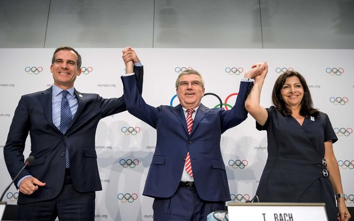 Los Angeles Agrees To Host The Upcoming 2028 Olympic Games
