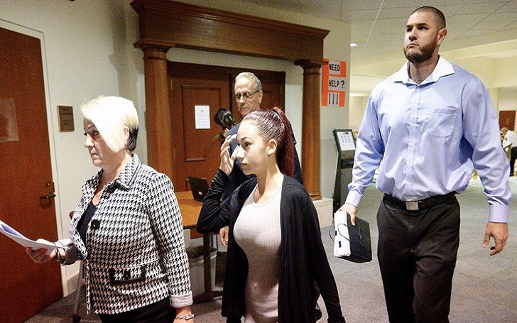 Cash Me Out Teen Danielle Bregoli Sentenced On Multiple Charges