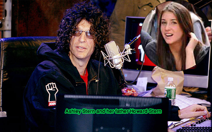 Howard Stern's Daughter Ashley Jade Stern Reveals Impact of her Parents' Divorce! Details!