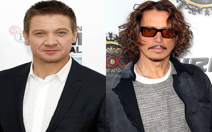 Jeremy Renner pays tribute to Chris Cornell; Opens Up about relationship with him