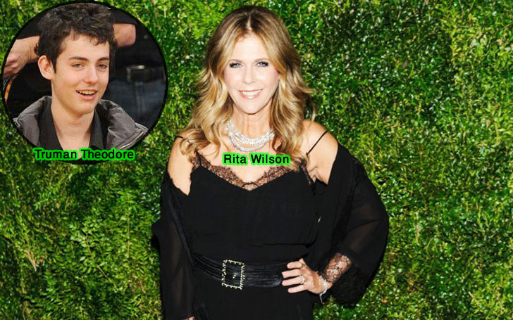 Rita Wilson's son Truman Theodore Hanks Dating History:Know about his Affairs and Relationship
