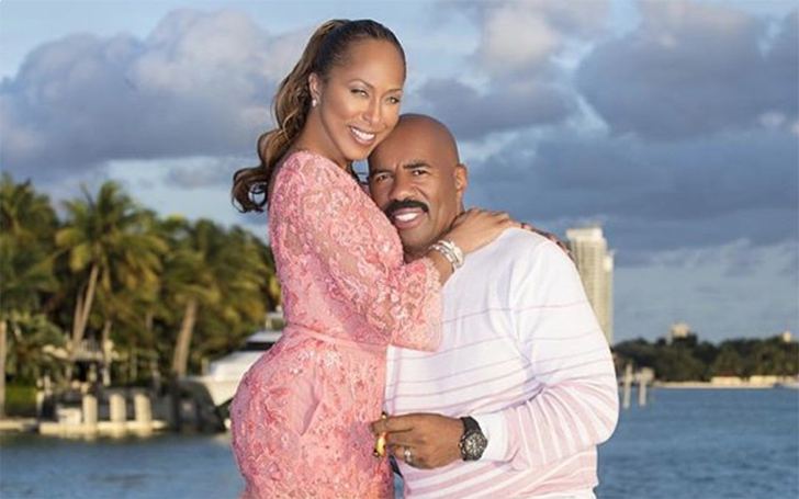 Steve Harvey And Marjorie Elaine Harvey's Marriage Details! Know All The Interesting Facts About The Family!