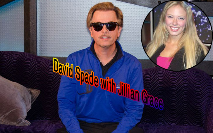 David Spade Is In Relationship With Jillian Grace, Know About Their Relationship And Children
